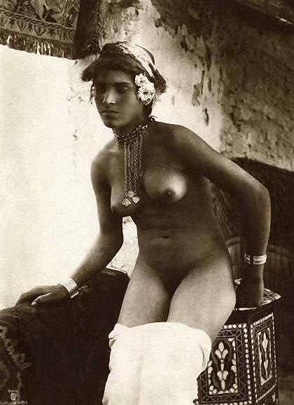 23 popup rendah erotika Arab awal abad 20