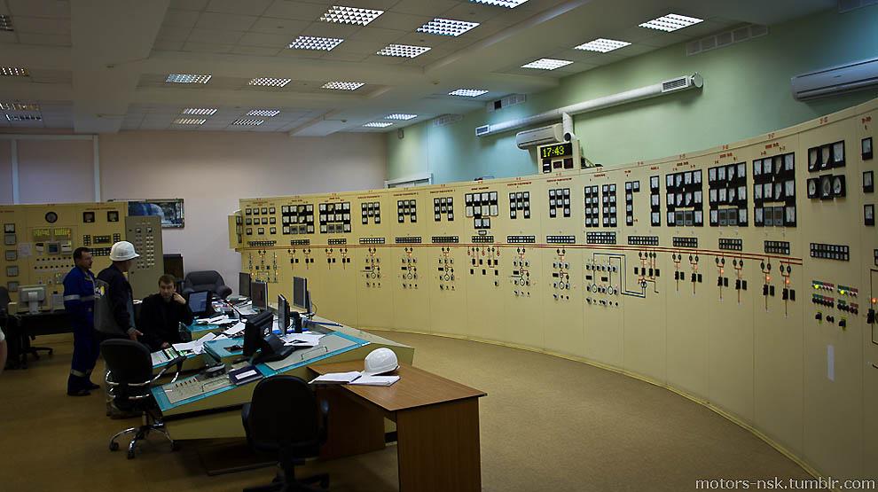 Новосибирская ГЭС