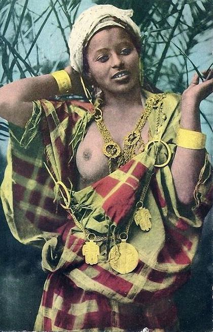 25 popup rendah erotika Arab awal abad 20
