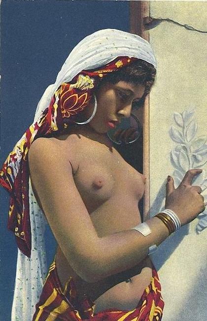26 popup rendah erotika Arab awal abad 20