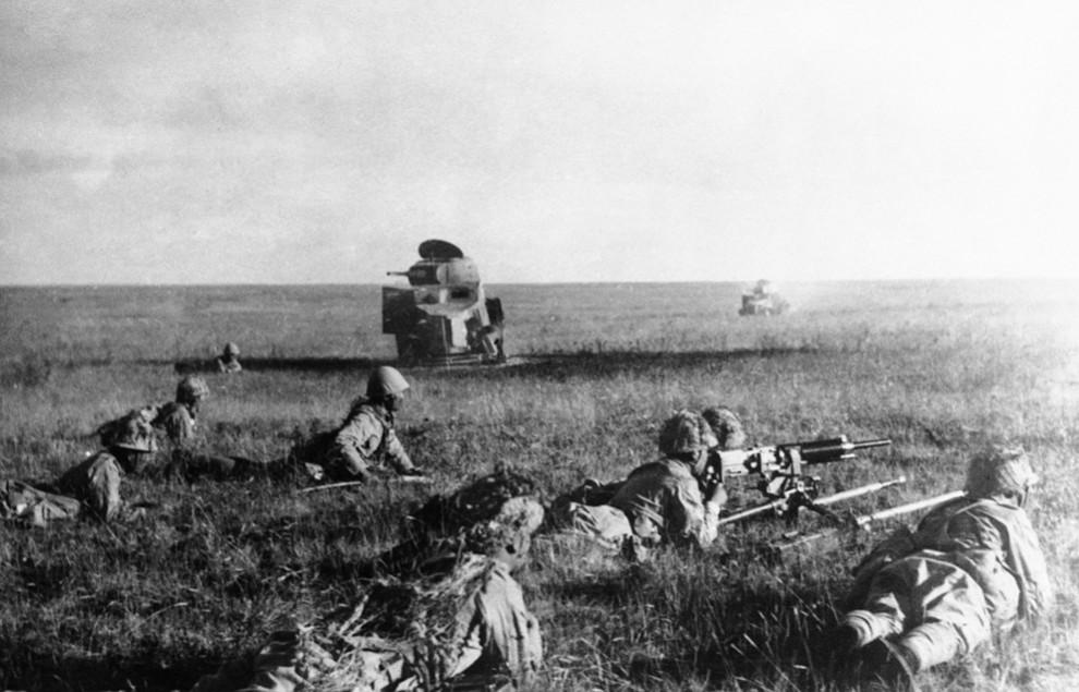 26100 990x635 Вторая мировая война: Захват Польши и Зимняя Война (Часть 2)