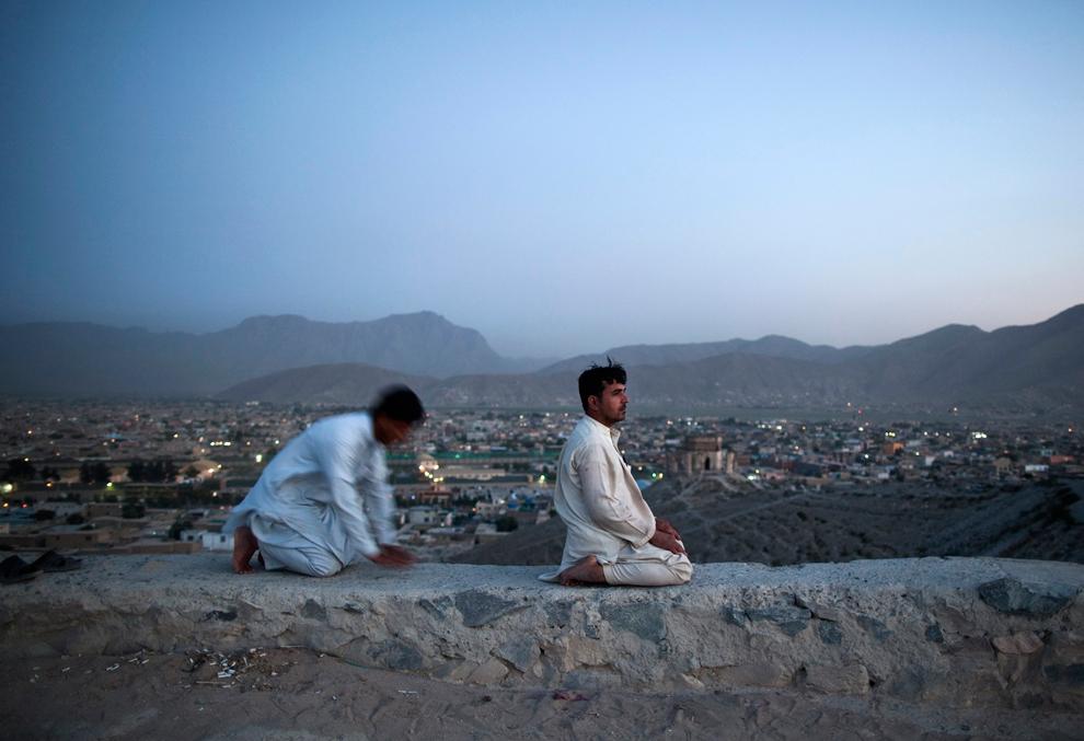 2688 Вывод американских войск из Афганистана