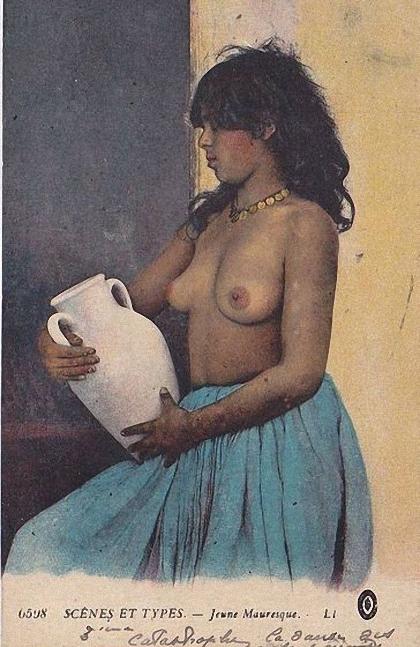 27 popup rendah erotika Arab awal abad 20
