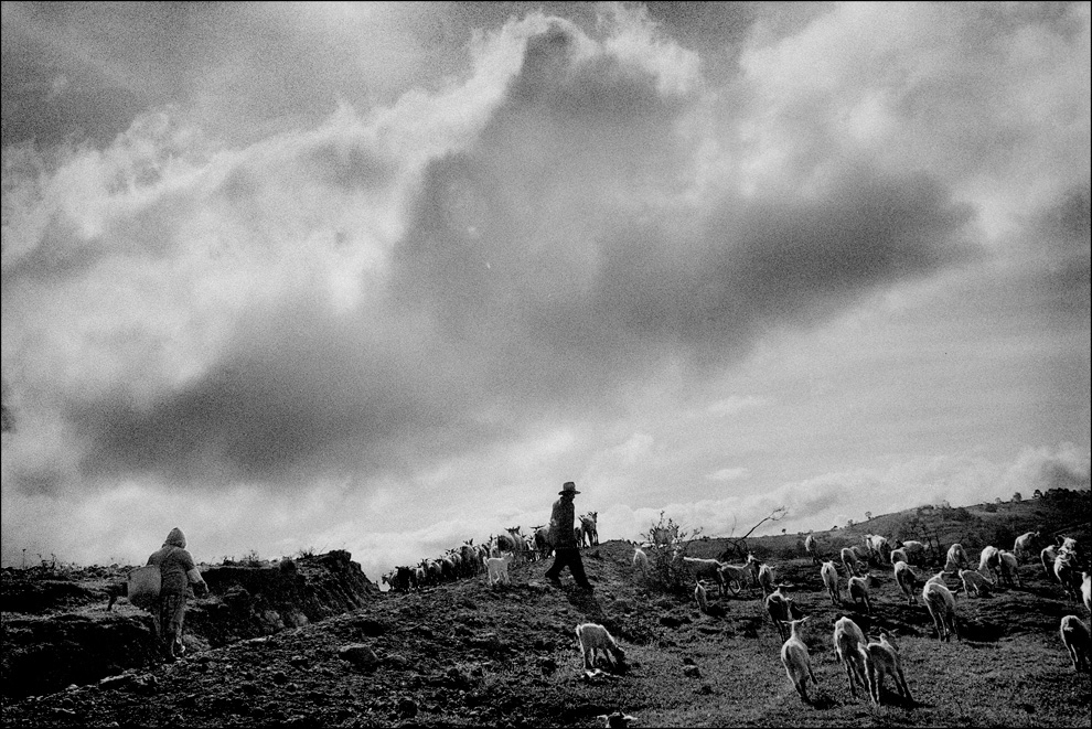 Народ из страны облаков