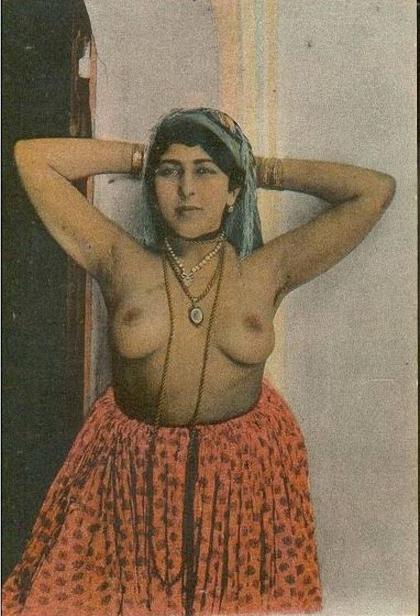 28 popup rendah erotika Arab awal abad 20