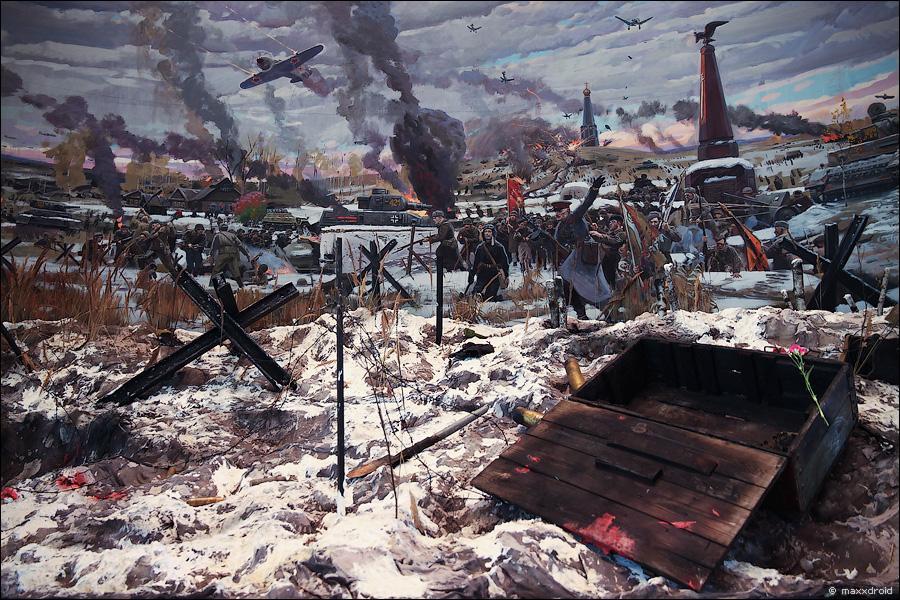 Выставка «Мемориал-2011»