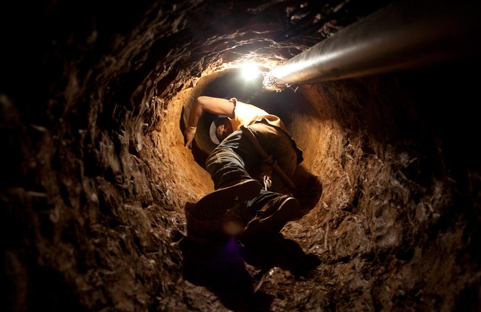 Фото из-под земли