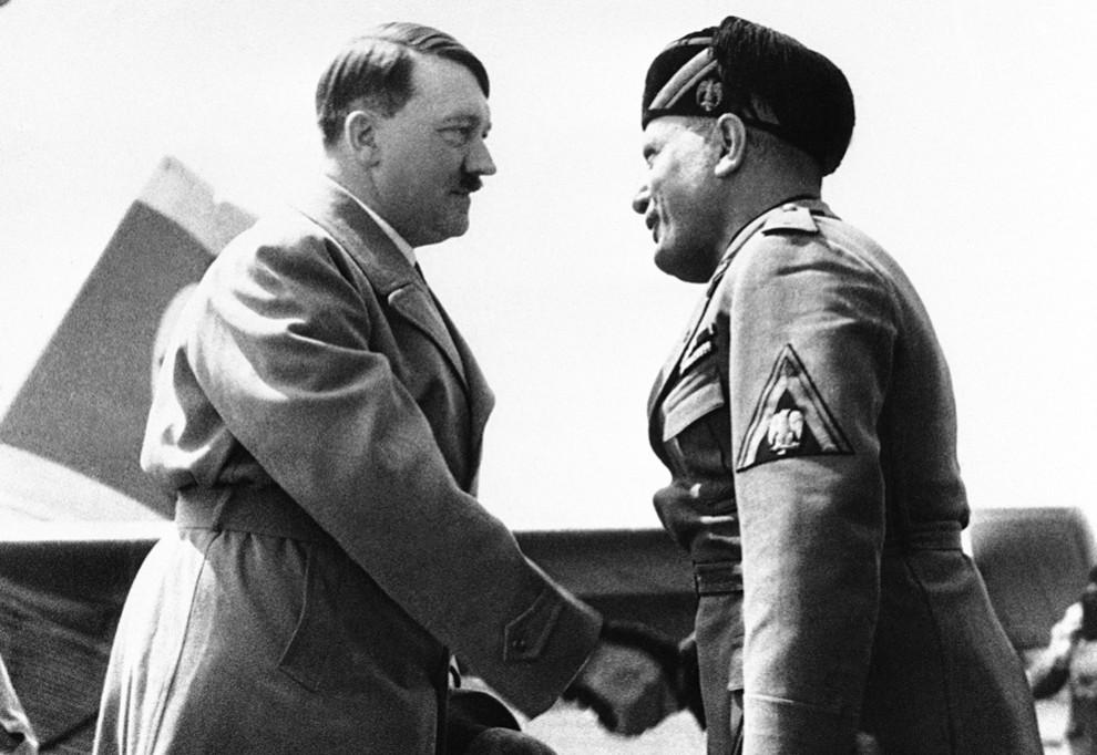 Вторая мировая война (часть 1)