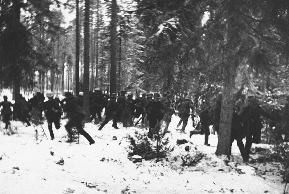 2989 990x665 Вторая мировая война: Захват Польши и Зимняя Война (Часть 2)