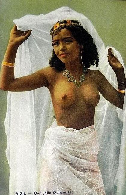 3 popup rendah erotika Arab awal abad 20