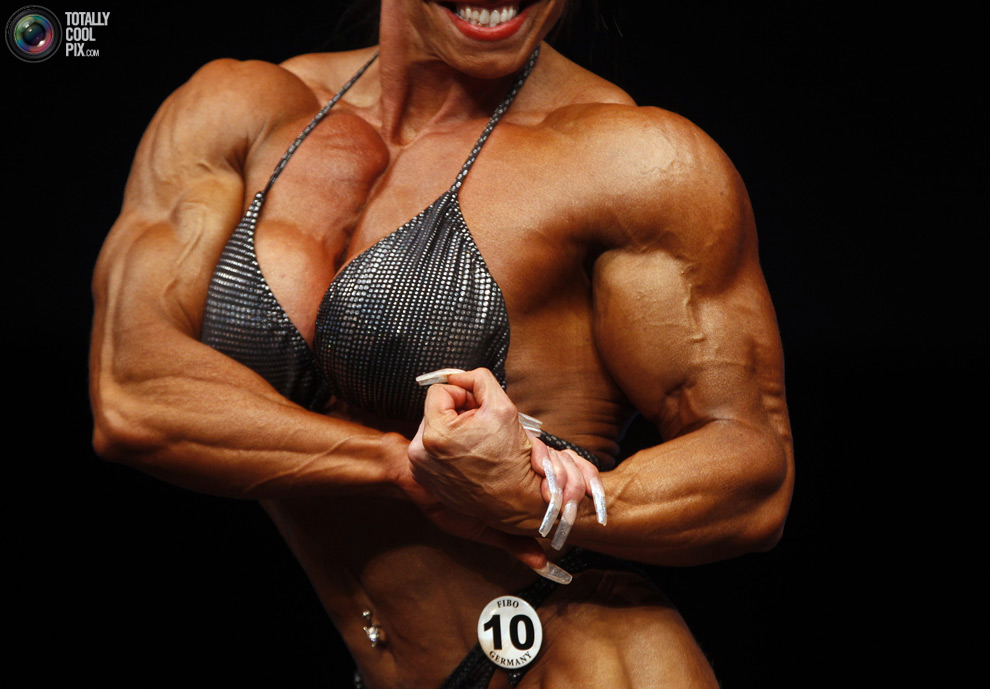 Зачем барышням мускулистое тело? - Страница 3 31112