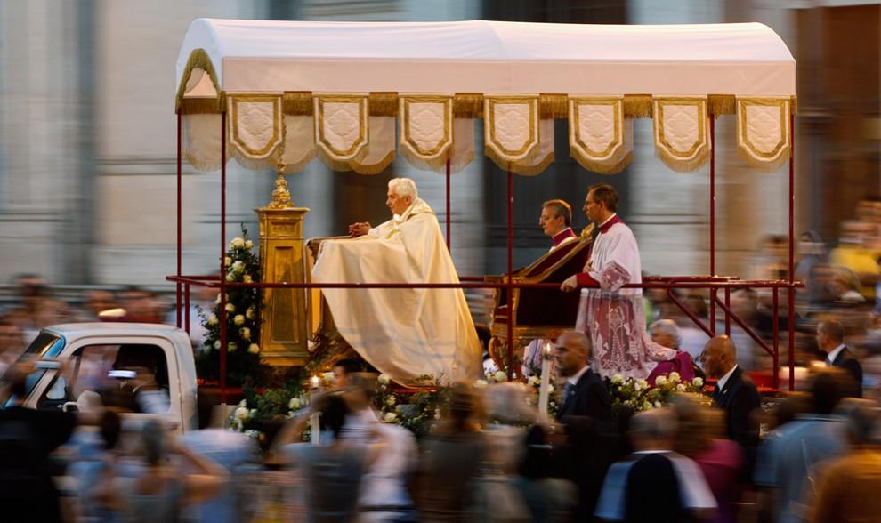 Рождество Иоанна Крестителя и праздник тела Христова