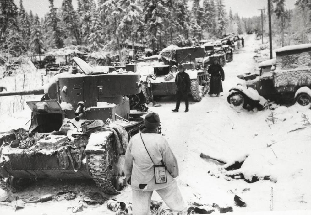 31138 990x686 Вторая мировая война: Захват Польши и Зимняя Война (Часть 2)