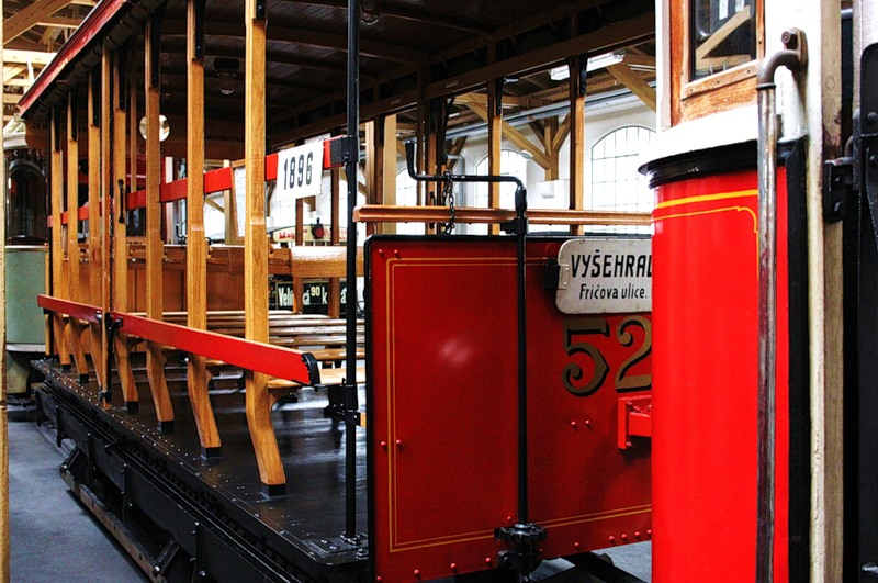 Пражский музей трамвая