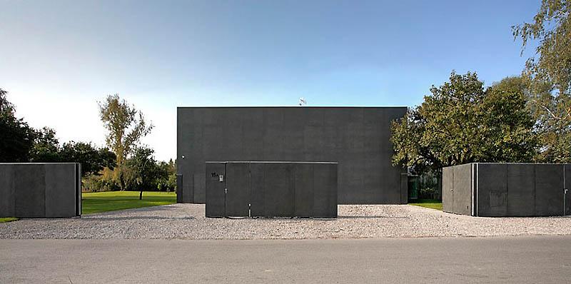 Безопасный дом от студии KWK Promes