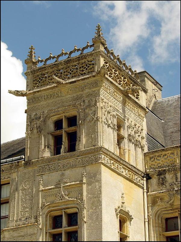 Le château de Fontaine-Henry. Кальвадос. Франция