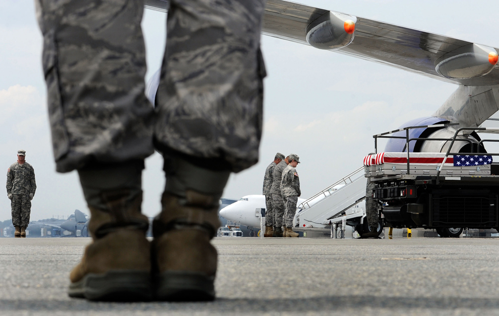 3309 Вывод американских войск из Афганистана