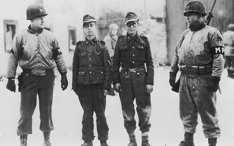Selección de imágenes de la II Guerra Mundial [Megapost]