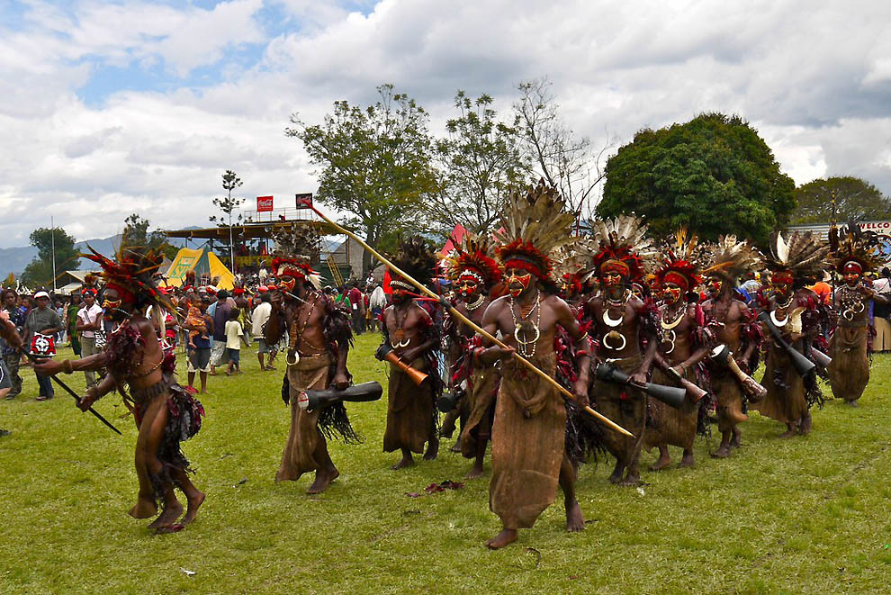 the battle for new guinea essay