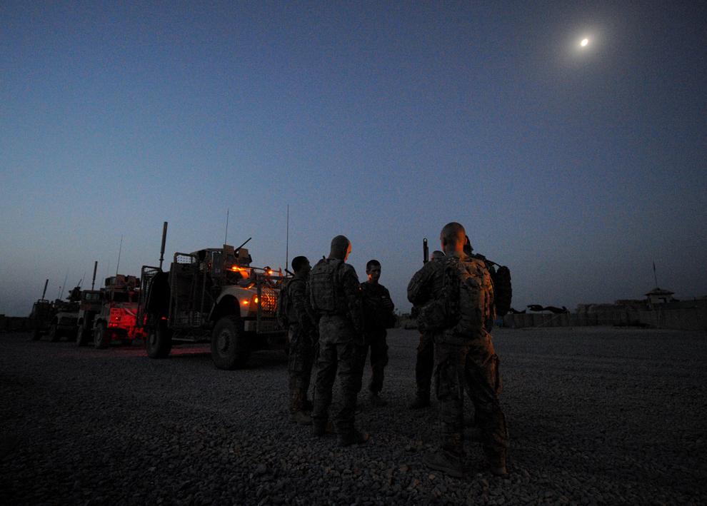 3646 Вывод американских войск из Афганистана