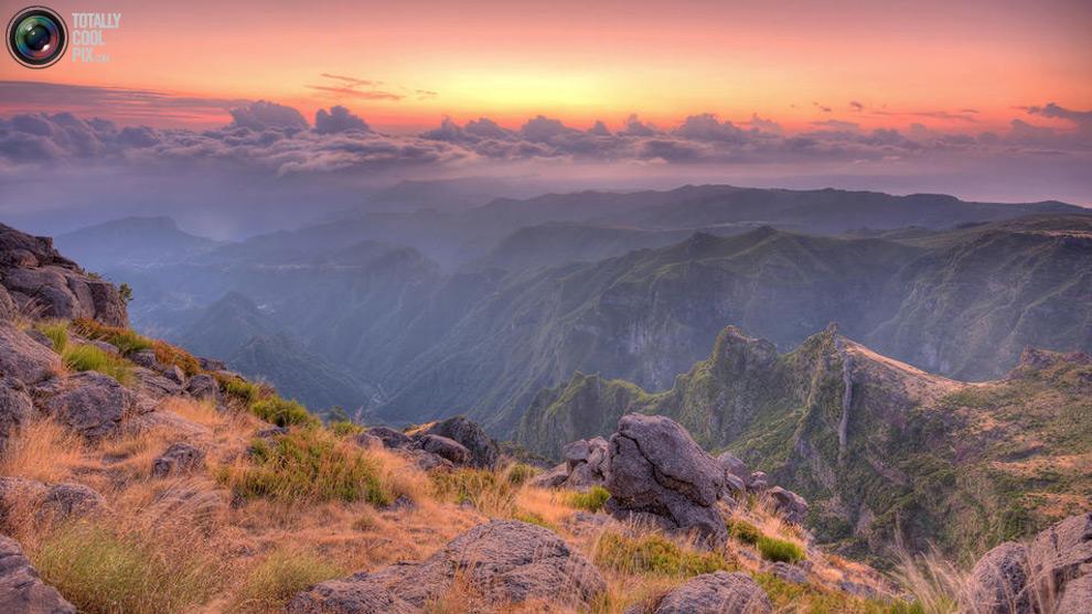 Прекрасные пейзажи