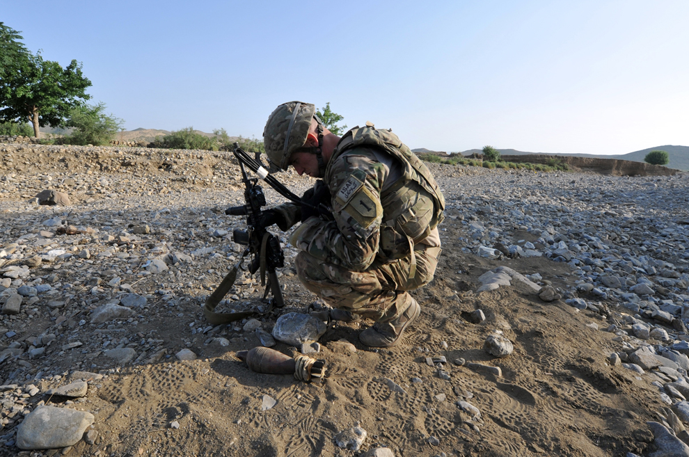 3838 Вывод американских войск из Афганистана