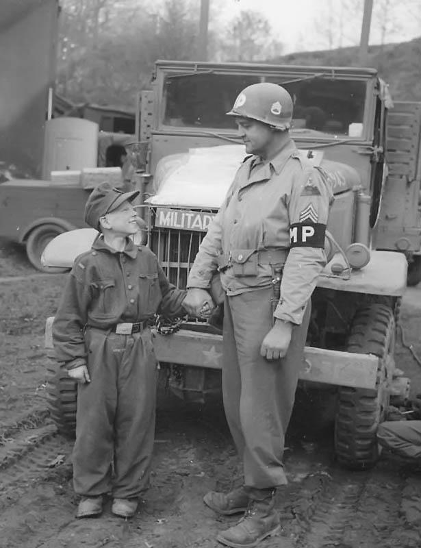 3912 Фото Второй Мировой Войны