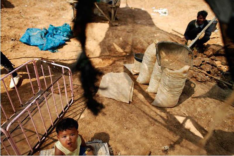 Старатели Таиланда