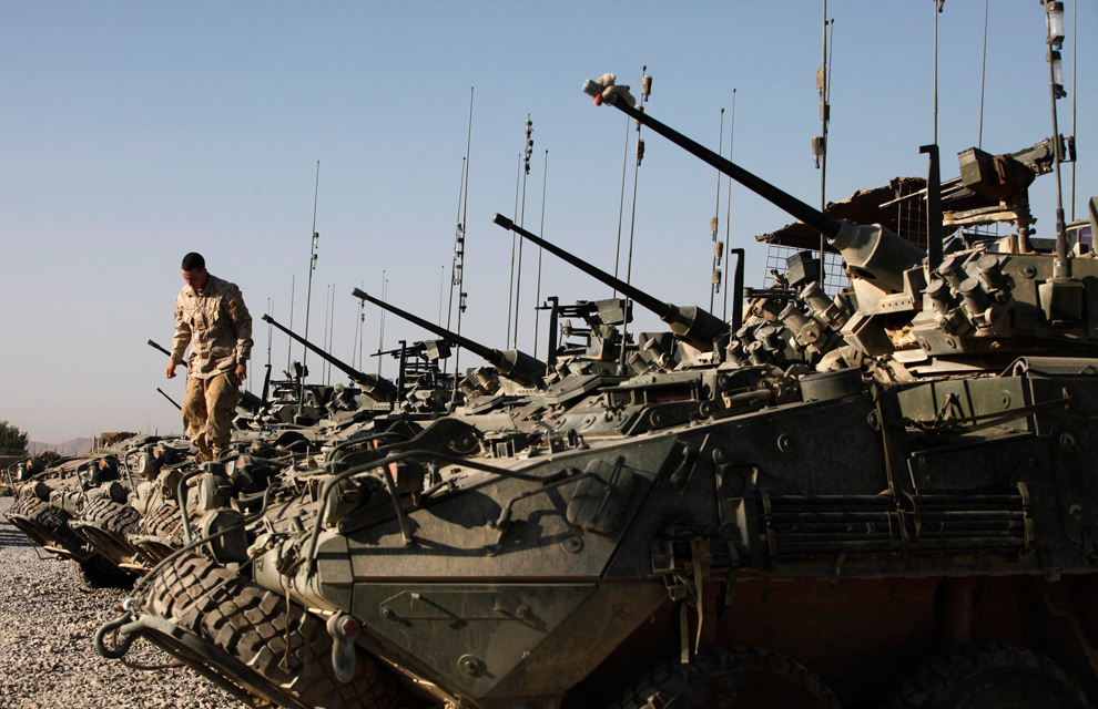 4241 Вывод американских войск из Афганистана