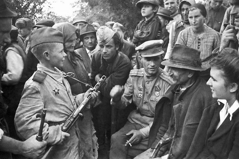 4311 Фото Второй Мировой Войны