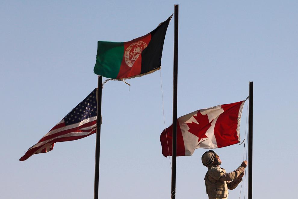 4433 Вывод американских войск из Афганистана