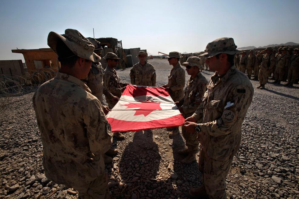 4532 Вывод американских войск из Афганистана