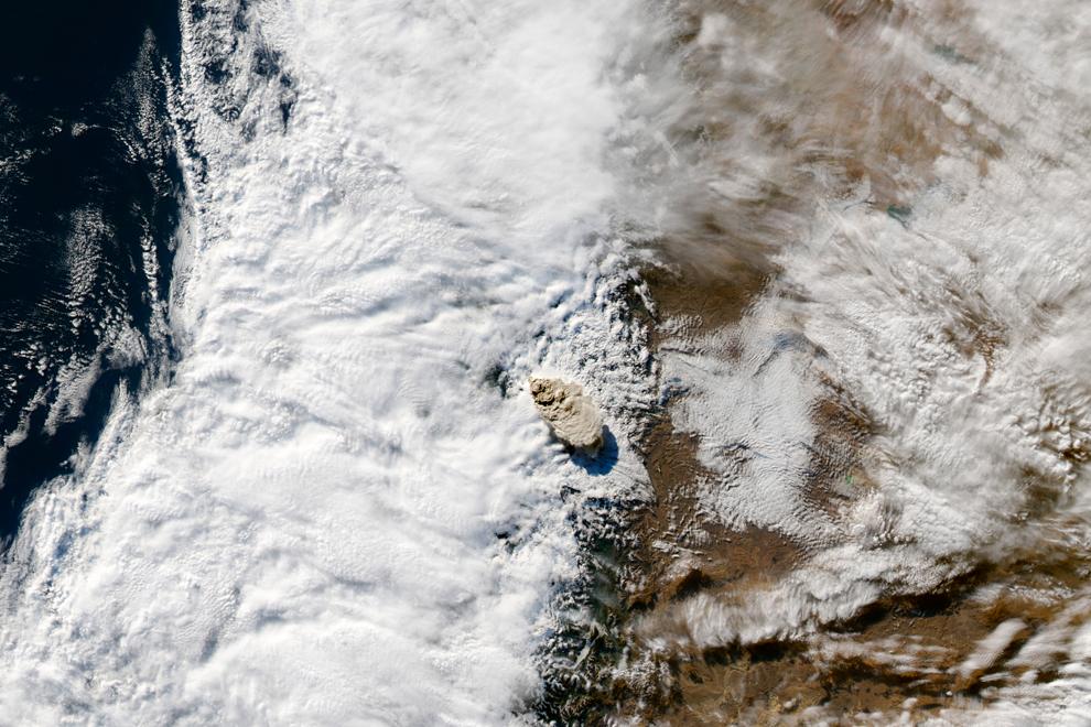 480 Вулкан в Чили