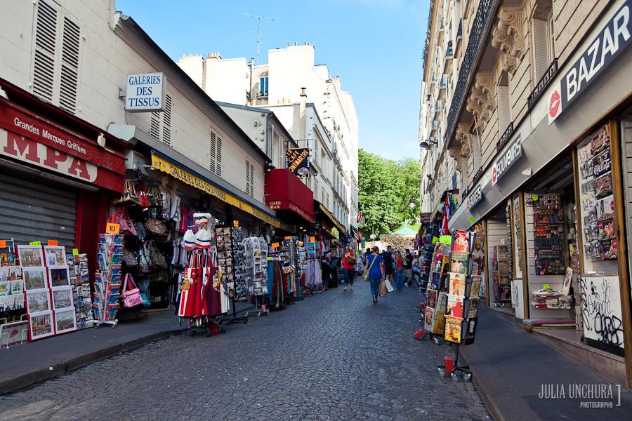 Воскресный день в Париже