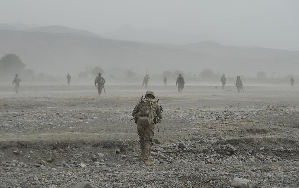 5187 Вывод американских войск из Афганистана