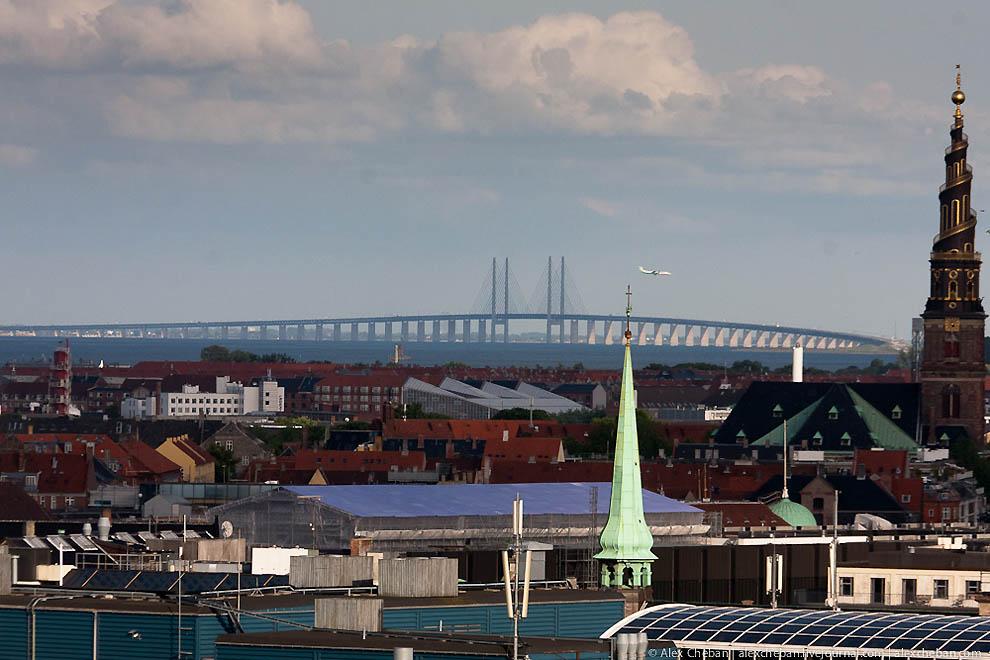 Архитектурные шедевры шведского городка Мальмё