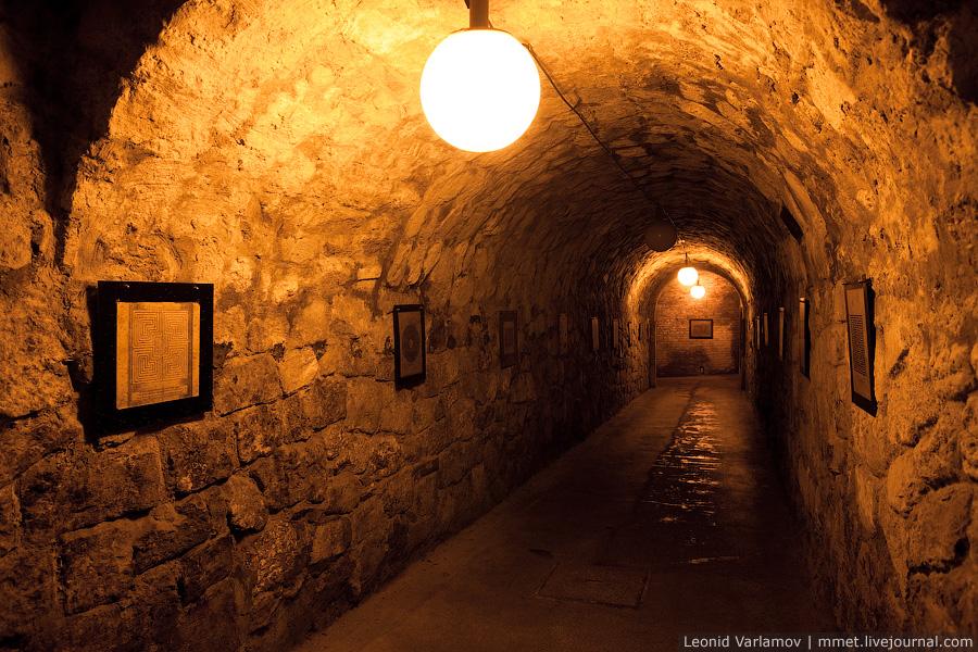 Лабиринт (катакомбы) в Будапеште