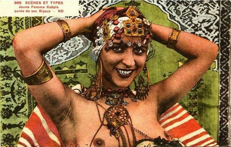 6 popup rendah erotika Arab awal abad 20