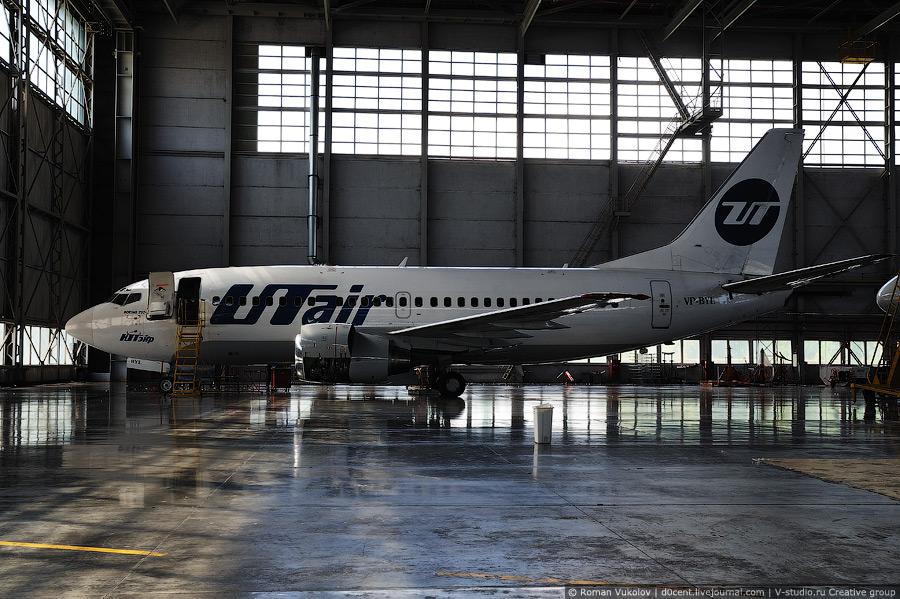 ВАРЗ №400: как чинят самолеты