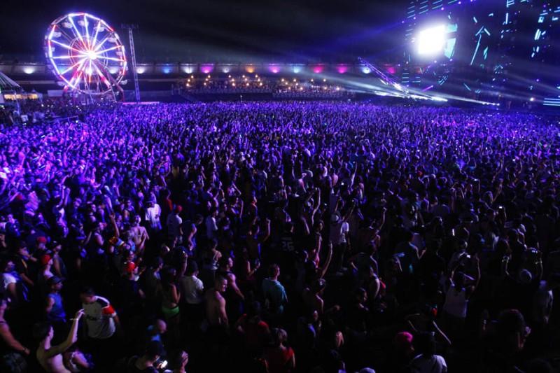 Фестиваль в Лас-Вегасе