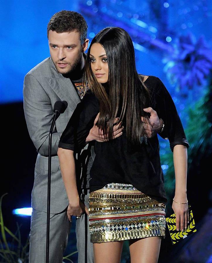 Церемония «MTV Movie Awards»
