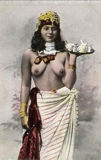 7 popup rendah erotika Arab awal abad 20