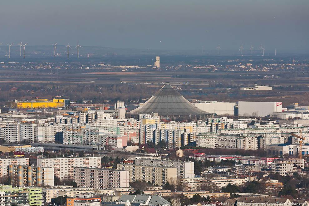 Вена: панорамы города с высоты