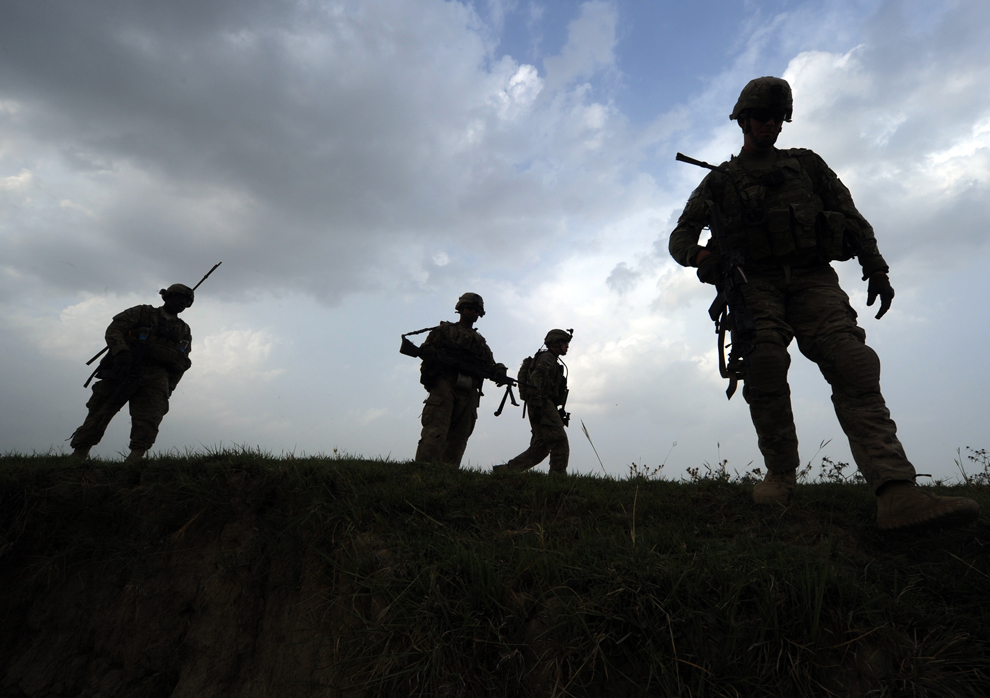 8153 Вывод американских войск из Афганистана