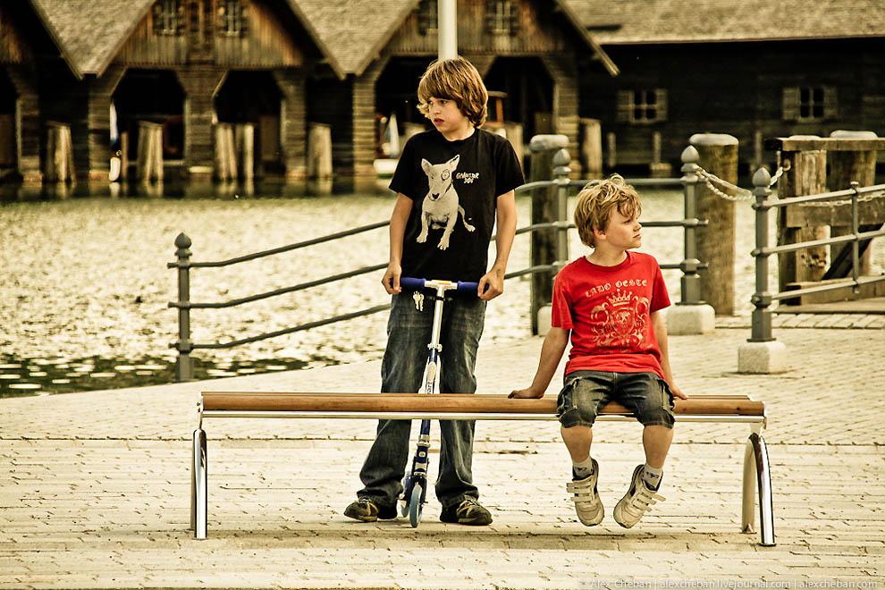 Дети, лето, целый мир!