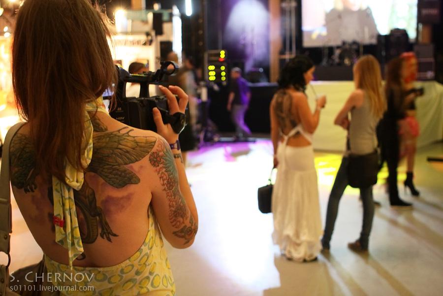 Фестиваль татуировки