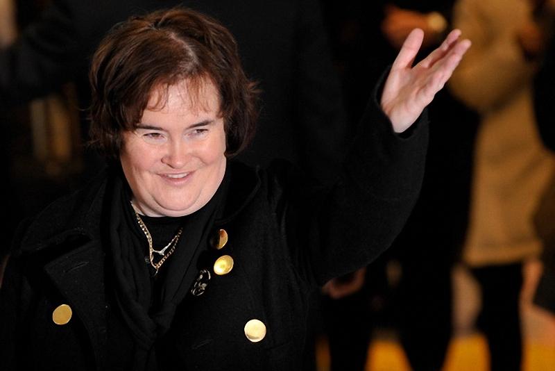 Susan Boyle 1283259563 1267265836 Продвижение к музыкальному Олимпу было неизбежно