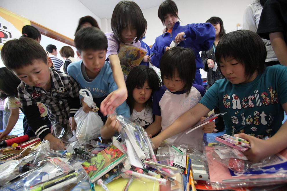 Japón - tres meses después del terremoto y el tsunami