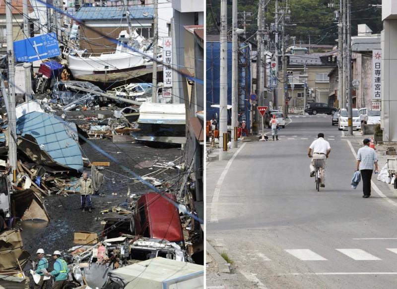 Япония — три месяца после катастрофы