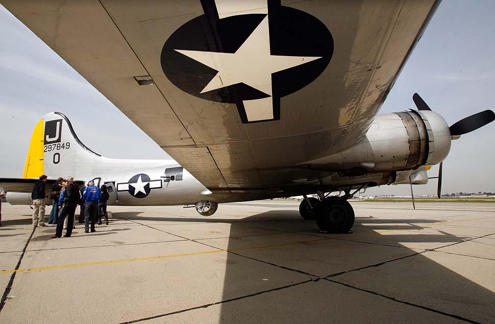 El colapso de los bombarderos durante la Segunda Guerra Mundial